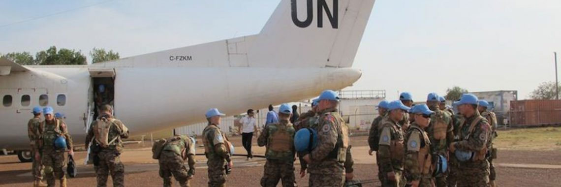 south sudan jobs UN